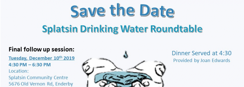 Drinking Water Roundtable