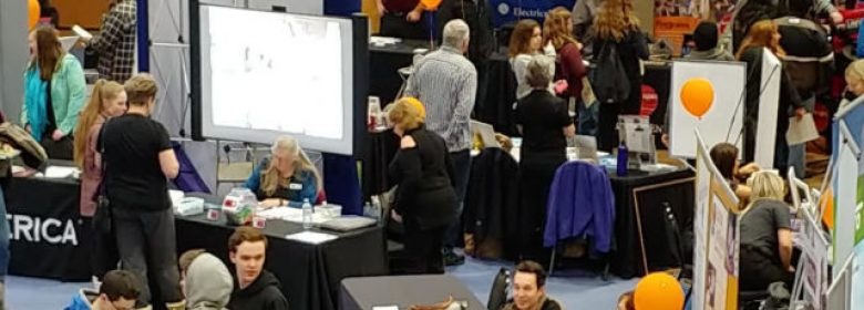 Regional Job Fair returns to the Splatsin Centre